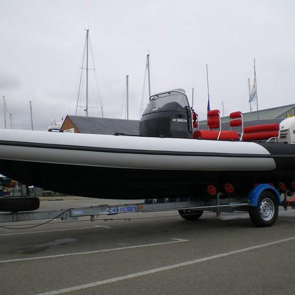 Hydrosport Rib 737