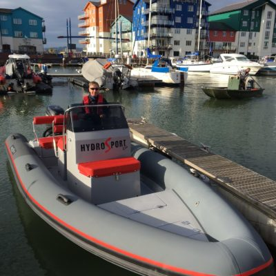 Andrew Langdon HydroSport 646 Sport